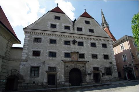 Steyr - Der Innerberger Stadl beim Neutor