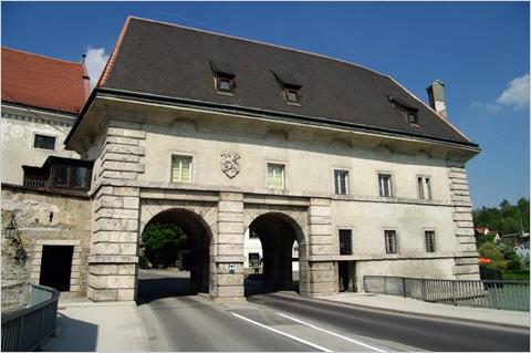 Steyr - Das Neutor, Zugang Richtung Stadtplatz
